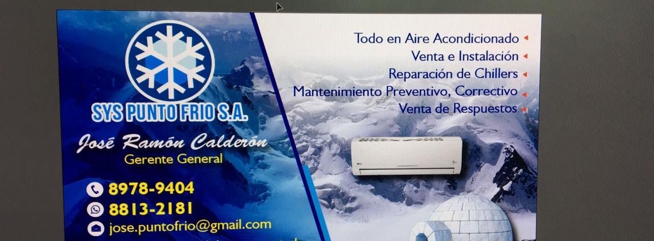 SYS PUNTO FRIO S.A