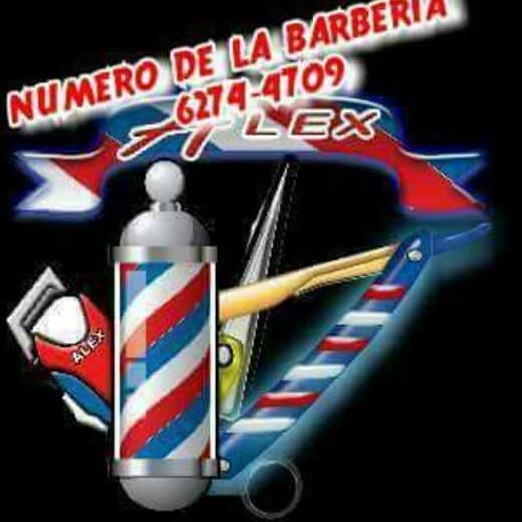 alex barbería
