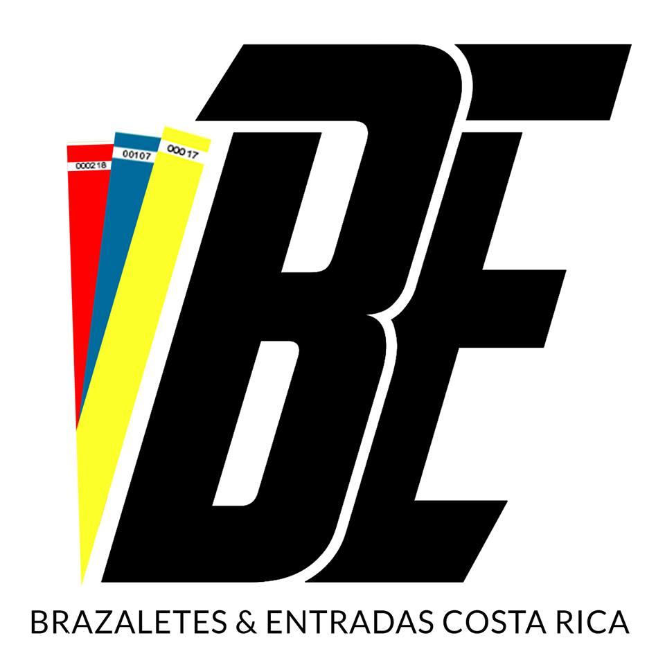 BRAZALETES Y ENTRADAS DE COSTA RICA