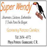 SUPER WENDY
