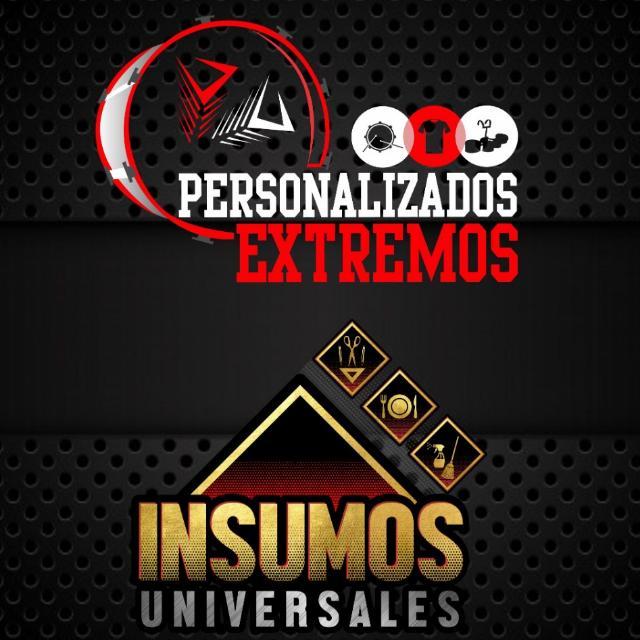 Personalizados Extremos CR/Insumos Universales