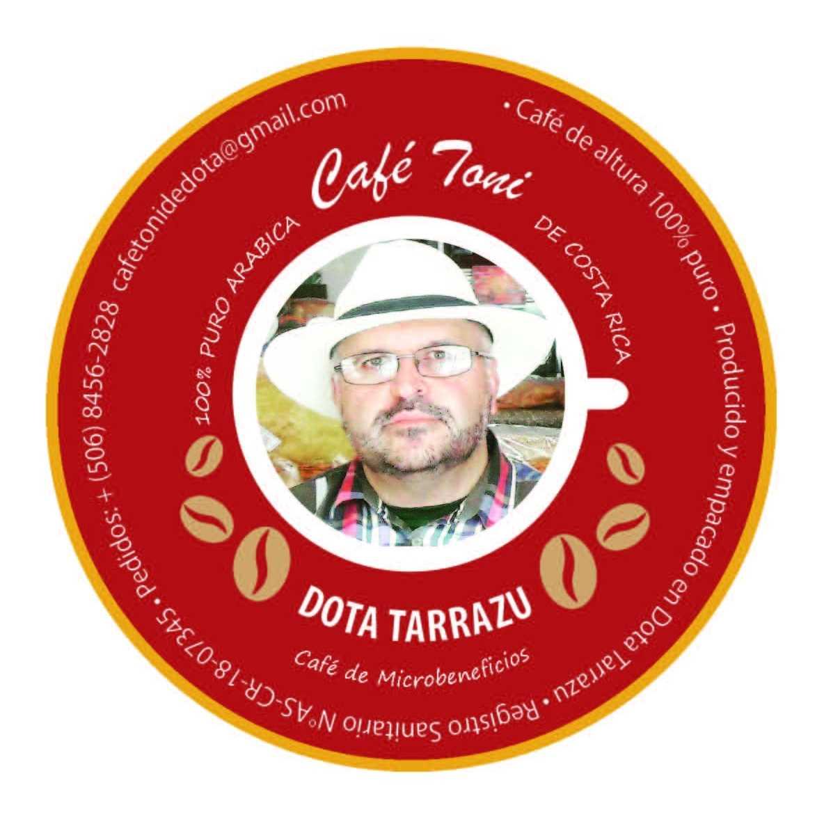 Cafe Toni DOTA TARRAZU