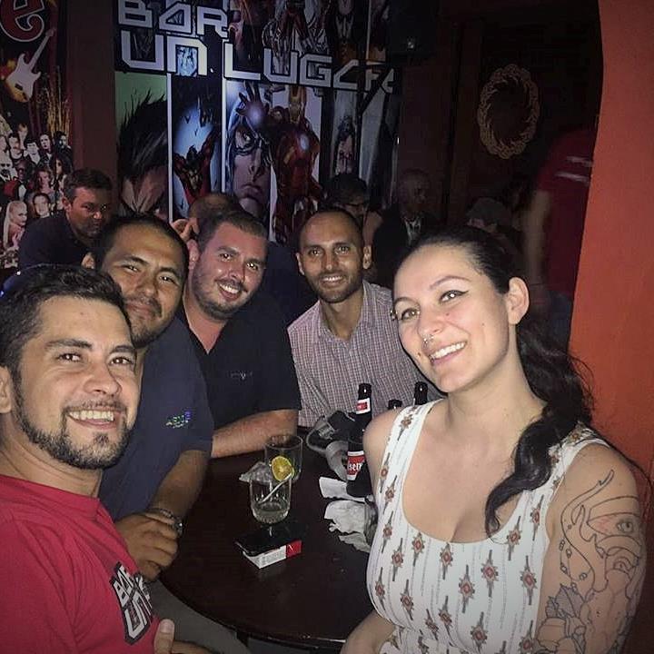 Bar Un Lugar